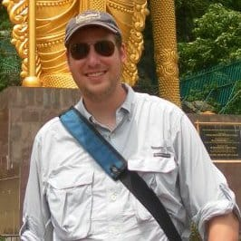 Jim Cheney, Tripologist.com