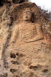The Maya Tathagata Buddha of Golgulsa Temple.