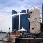 Photo of the Week: Singapore's Imposing Merlion