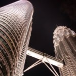 Photo of the Week: The Petronas Tower's From Below