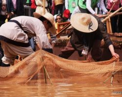 Photo of the Week: Traditional Fisherman at the 2011 Daegaya Experience Festival