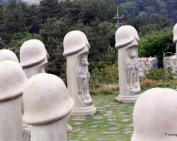 Weird Travel: The Penis Park in Samcheok, South Korea (NSFW)