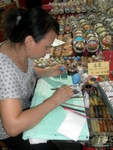 You'll likely want to buy some local handicrafts or souvenirs, so make sure to include it in your budget.