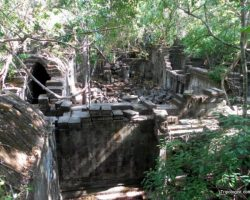 "Releasing Your Inner ""Indiana Jones"" at Cambodia's Beng Mealea Temple"