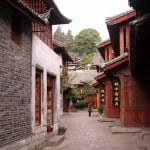 Photo of the Week: A Quiet Alley in Lijiang, China