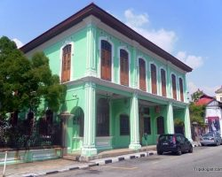 On the Heritage Trail in Penang: Exploring Georgetown's Colonial Past