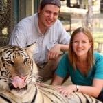 Hugs, Not Drugs at Chiang Mai's Tiger Kingdom