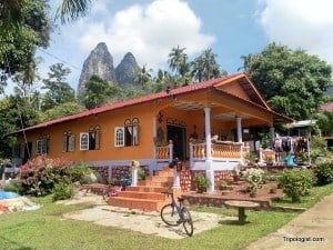 As you make the trek to Asah Waterfall, you pass several small local villages, giving you a great feel for the island's culture.