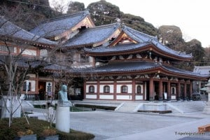 Hasedera, one of the many great temples worth visiting in Kamakura, Japan.
