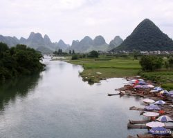 Getting Utterly Lost in Yangshuo, China's Yulong River Valley