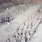 The World's Most Disappointing Tourist Attraction: Xian's Terracotta Warriors
