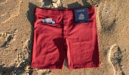 The Pick-Pocket Proof Underwear by CleverTravelCompanion.com