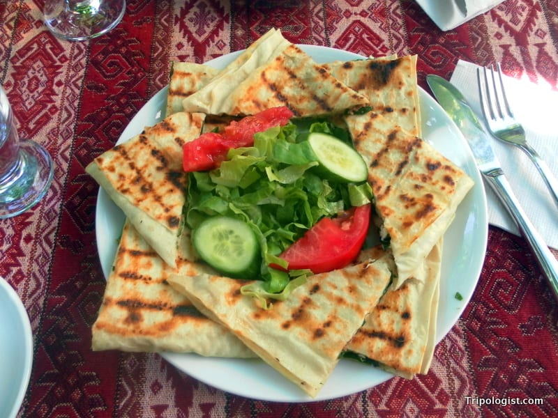 Turkey has some of the world's most amazing cuisine.