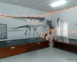 The Worst Dinosaur Museum in the World: Savannakhet, Laos