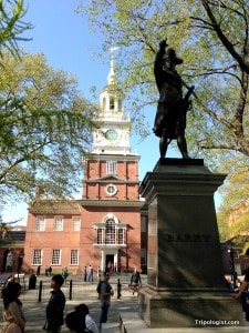 Independence Hall is one of the most important buildings in American history.