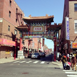 Philadelphia has a fantastic Chinatown that's a great place to stroll or grab a bite to eat.