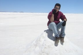 Jonathan DeLise_Bio Photo_Salar de Uyuni