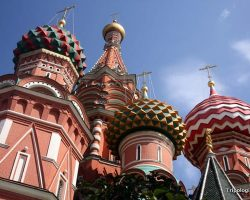 5 Free Things to do in Moscow, Russia