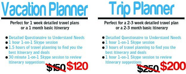 Tripologist Travel Planning Service on Sale!