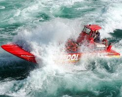 How I Stopped Being a Wuss: Surviving the Whirlpool Jet Boat at Niagara Falls
