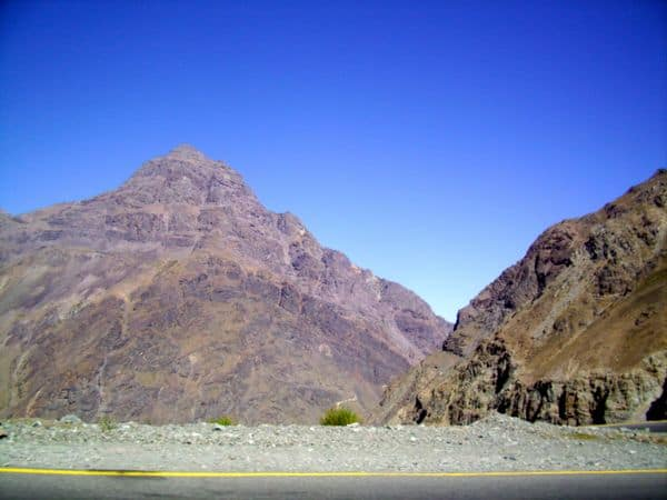 Being lost in the Andes can be a scary experience– don't let it get the best of you.