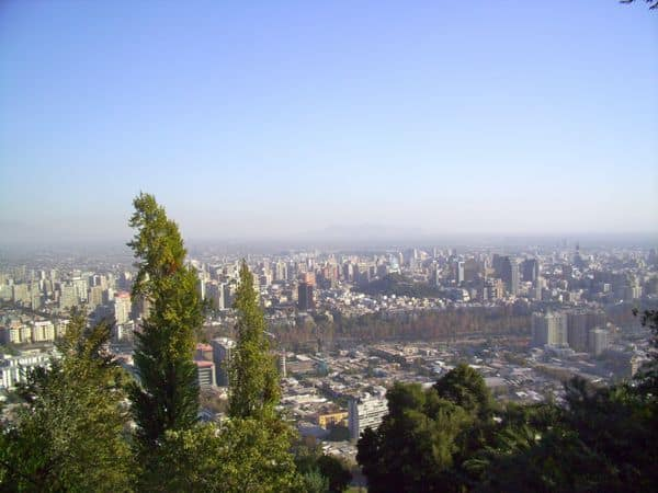 I almost missed the beauty that is Santiago by getting caught in travel problems.