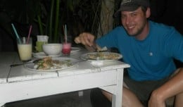 What country has the best food? In my opinion, it's Thailand.
