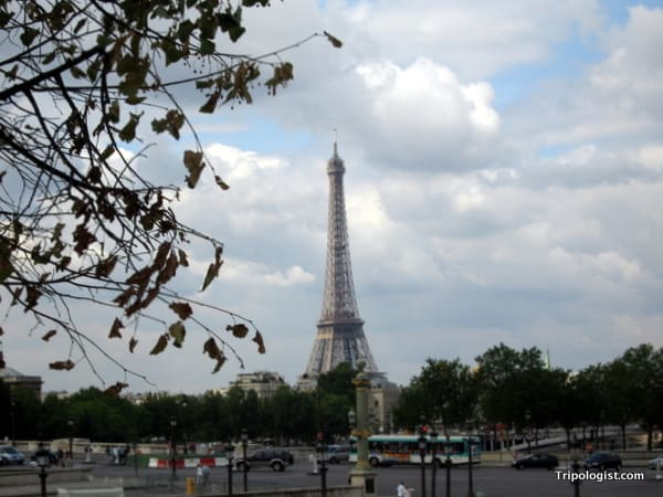 The Eiffel Tower in Paris. Travel Discussion: Do you ever return to a destination?
