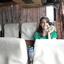 """Laura Gibbs, author of """"The Top 5 Things to Do in Yangon, Myanmar"""""""