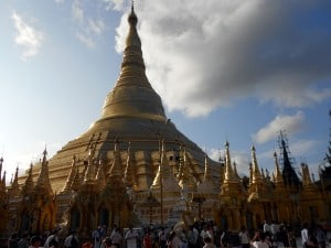 The Ancient Shwedagon Pagoda is Yangon's must-see attraction.
