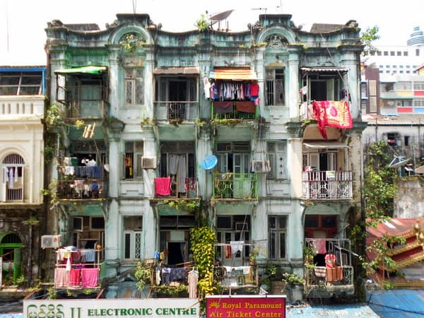 The Top 5 Things to Do in Yangon, Myanmar