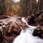 Photo of the Week: A Blissful Waterfall in New Hampshire