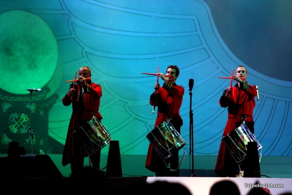 A group from France performs at the 2010 Seoul Drum Festival