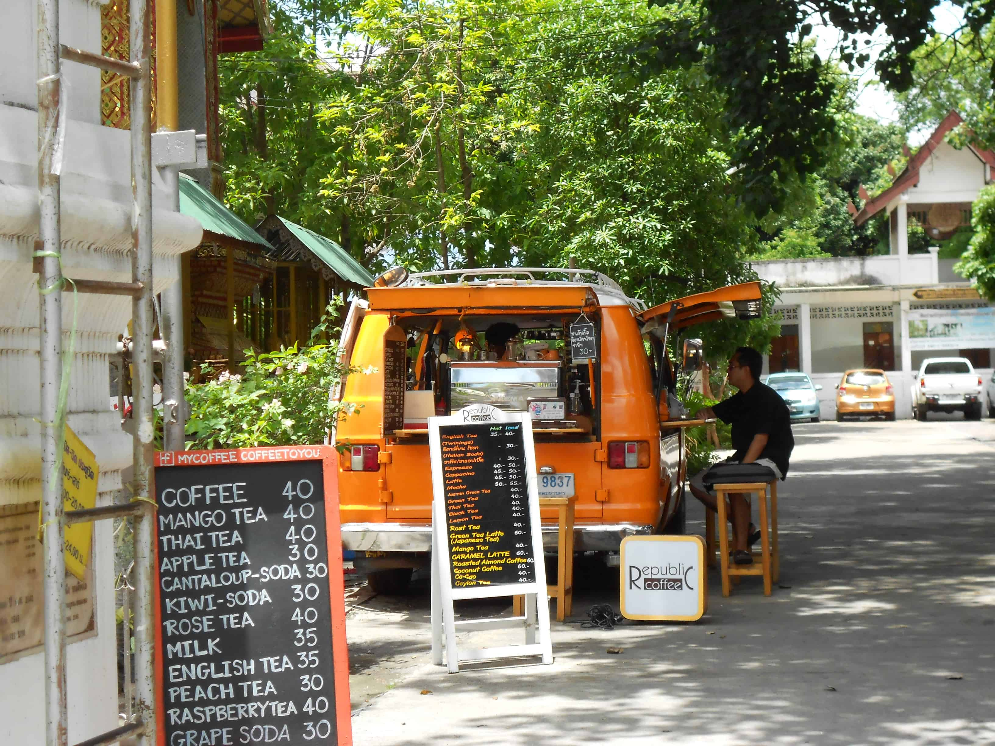 The Top 5 Places To Get Your Coffee Fix In Chiang Mai