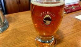 If you visit the Deschutes Brewery Tour in Bend, Oregon you can sample up to four glasses of beer for free.