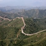Finding Peacefulness on the Great Wall of China