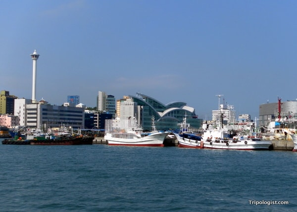 Things to do in Busan, South Korea.
