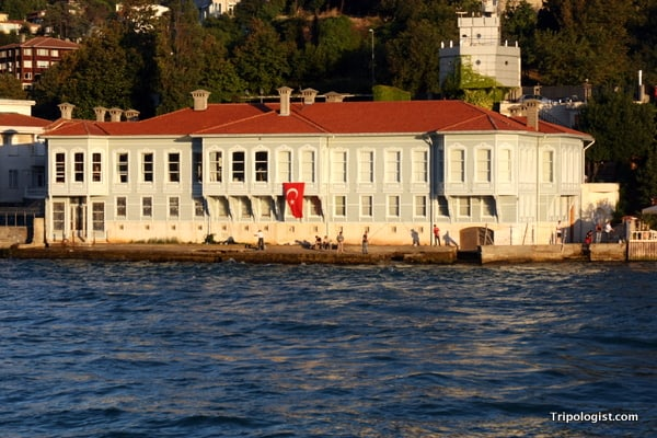 Get the same beautiful Bosphorus River views at up to 90% less than the private river cruises.