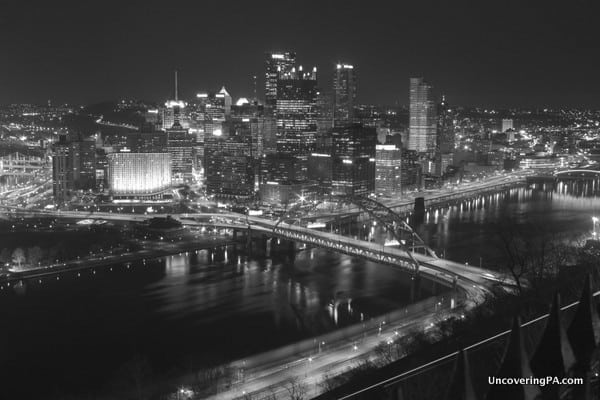 The Pittsburgh Skyline - things to do in Pennsylvania
