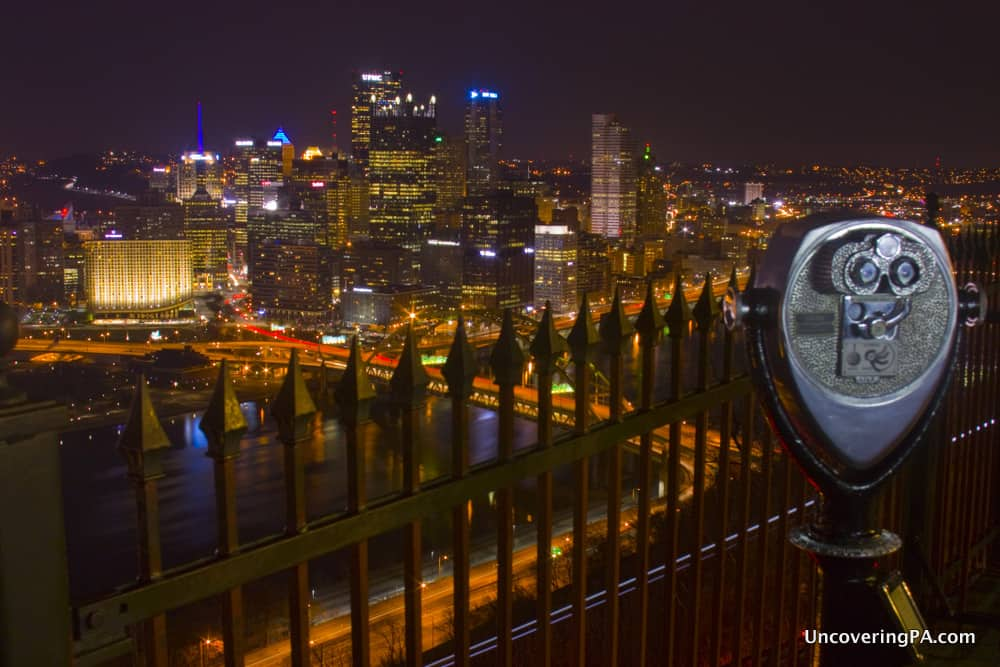 Urban Vistas Around the World - Pittsburgh, Pennsyvlania