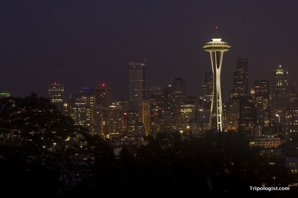 Best Urban Vistas in the World - Seattle