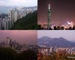 5 Amazing Urban Vistas in Asia and North America