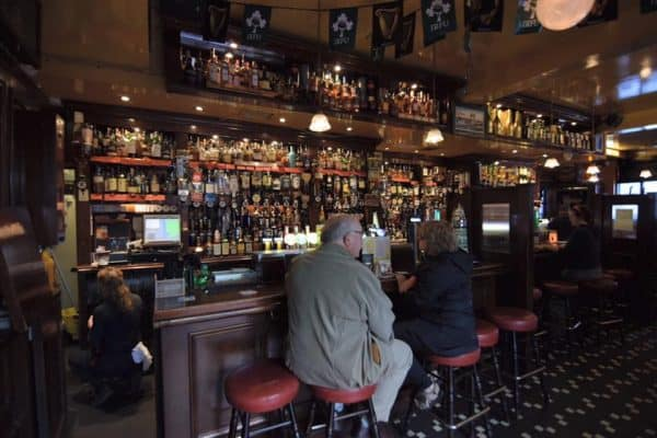 Temple Bar is a perfect pub for your long weekend in Dublin, Ireland